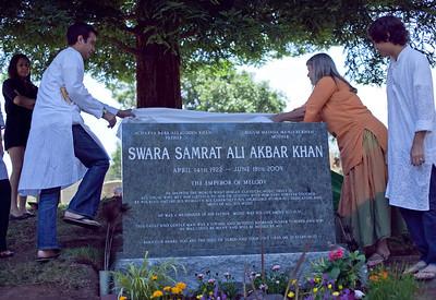 Khansahib's Grave-June 18 2010
