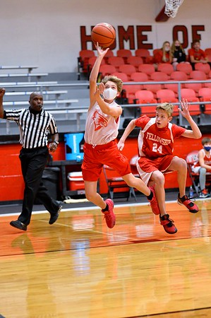 FWC Basketball MS 8th  12-10-2020