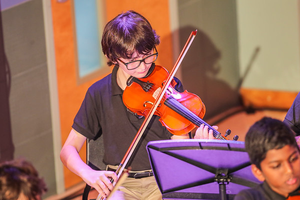 Ransom Everglades Middle School Orchestra Showcase, 2017
