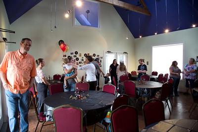 Mary Beth's Bday Party