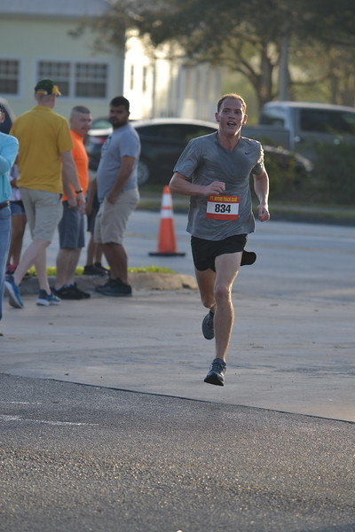 2019 Swamp Stomp 5K Run/Walk