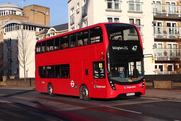 London (January 2016)