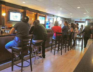 Godson's Bar opens
