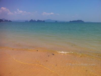 Koh Yao Noi Beaches
