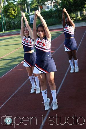 2013 Cheerleading