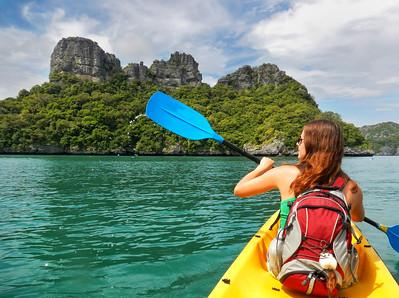 Ang Thong Activities
