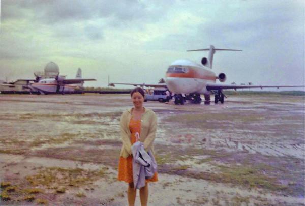 Pohnpei 1969-71:  Lynnette Seward (Micro 8)