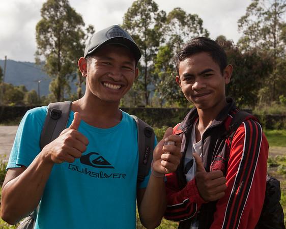 Gunung Batur, Bali, 2014