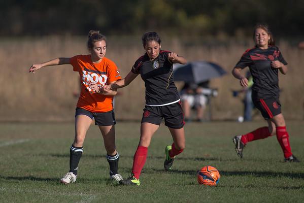 Charlottesville Women's Soccer
