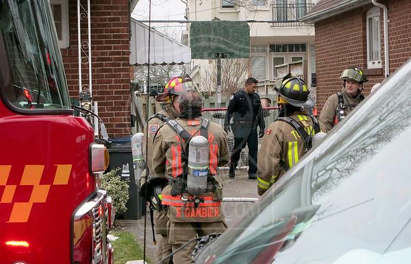 December 23, 2014 - Working Fire - 107 Binswood Avenue