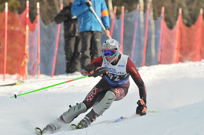 2012 - Feb 4th PM - FIS St-Sauveur Slalom - Men