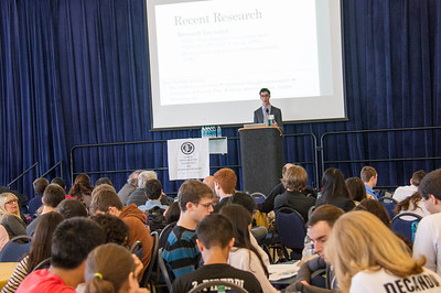 31th Annual Upstate New York Junior Science and Humanities Symposium