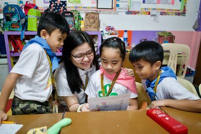 Students as Teachers 2018-2019