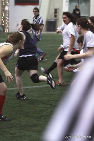Girls Football 12-29-2010