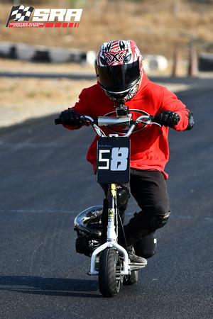 Go Ped Racer # 58