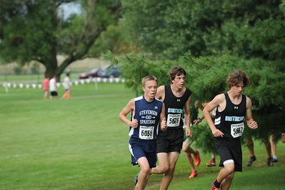 Extra JV Boys (one race only) - 2015 Spartan Invite