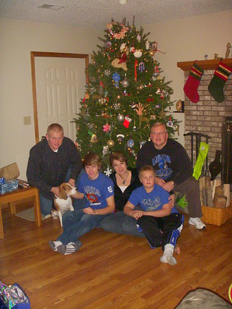 2009 Christmas at Eides