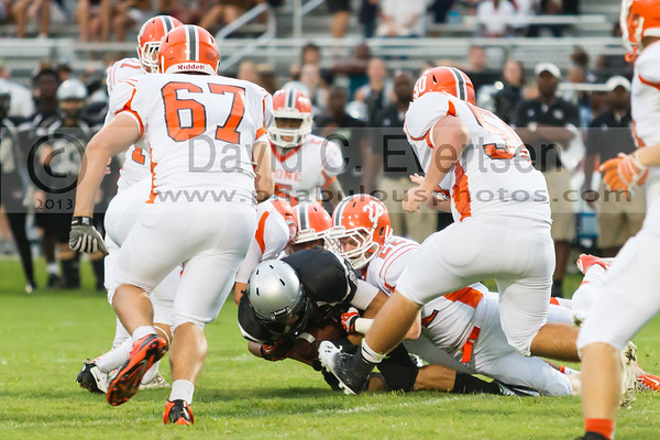 Boone Varsity Football #22 - 2013