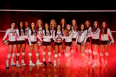 2021 DHS Volleyball