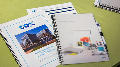 Cox MDU Sales Kickoff Slideshow