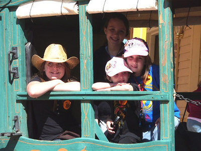 Old Tucson 2007 Comanche