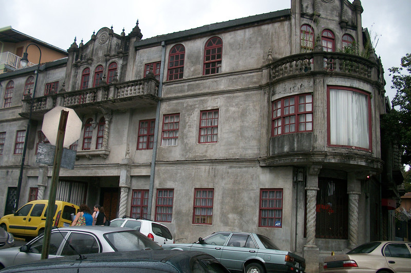 One of my FAVORITE buildings in CR - in San Jose - JUST North/East of Parque España