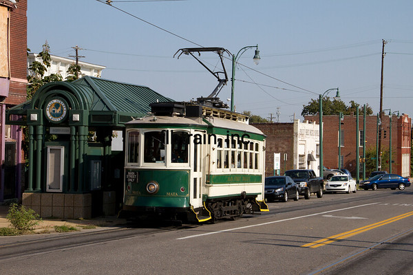 Streetcars & Other Traction
