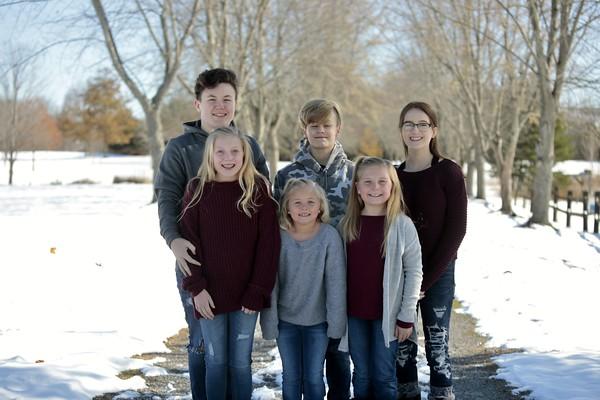 Gilbert Family 2019