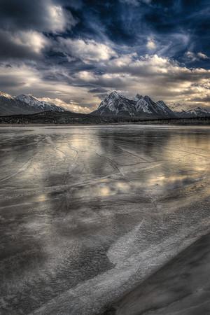Winter in South Alberta 2012
