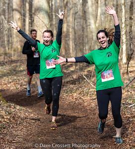 Tyler Arboretum 10K Trail Run 2019