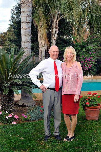 Mr and Mrs Dieleman