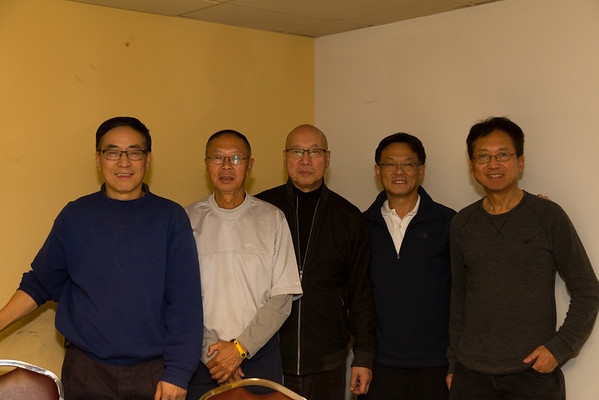 2014 Sifu Ben Birthday Banquet