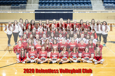 Relentless Volleyball