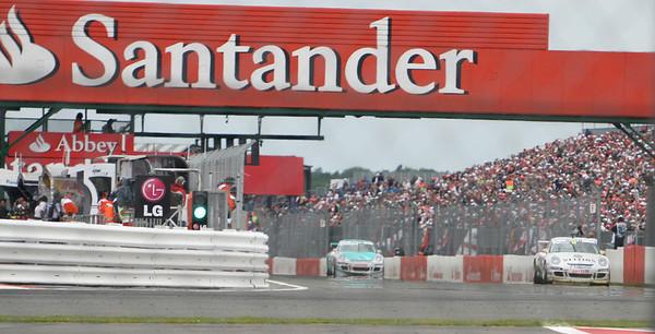 silverstone F1 race day 2009