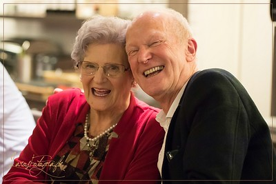Mariëtte 85 jaar