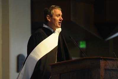 Convocation John Wood