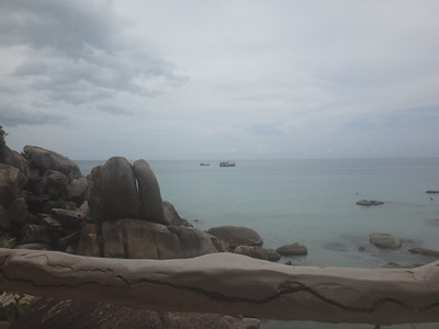 Koh Samui Hotel room/view