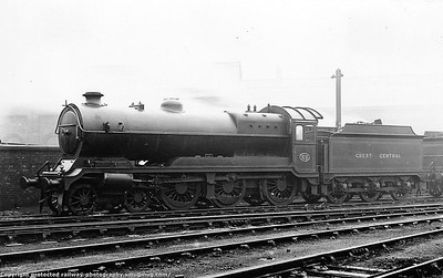 Robinson Class B6 (GCR Class 8N) 4-6-0s