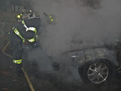 12-11-07 Car Fire, Jean Drive