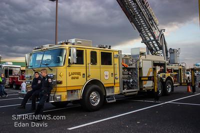 10-30-2014, Glassboro Fire Co. Fire Prevention Night and Trunk or Treat