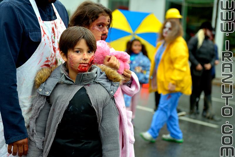 Minis zombies