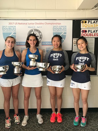 2017 U.S. Junior Doubles Championships