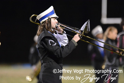 11-08-2013 Einstein HS Marching Band, Photos by Jeffrey Vogt Photography