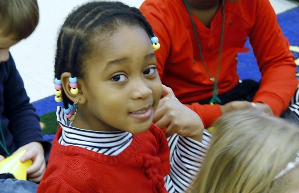 Child development Valentine's  Party 2-12-15