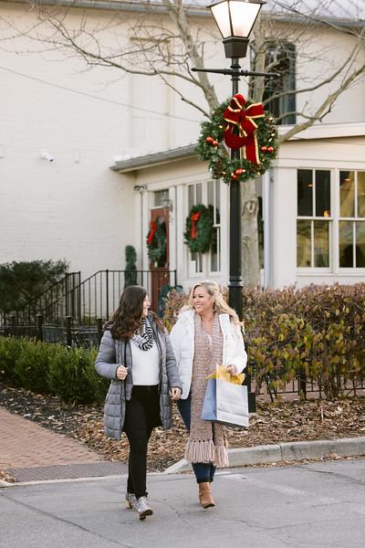 Dublin Visitors Center Holiday Branding