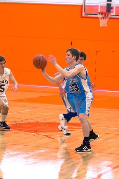Boy's Basketball - IACS 2012