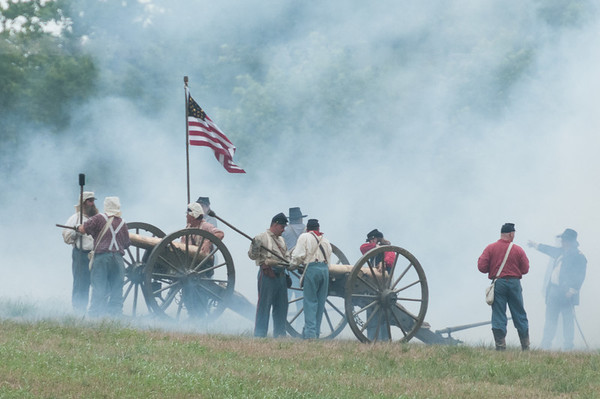 First Manassas 150th Reenactment