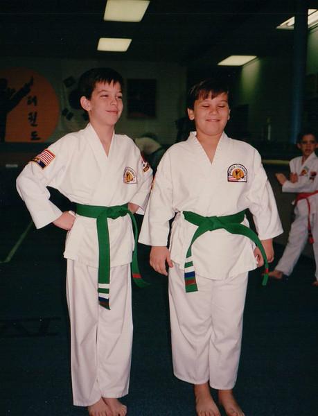 Taekwondo November 1992