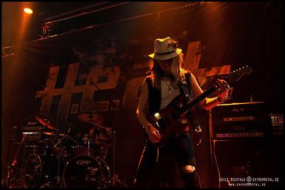 H.E.A.T. - Sweden Rock Cruise 8/4 2010