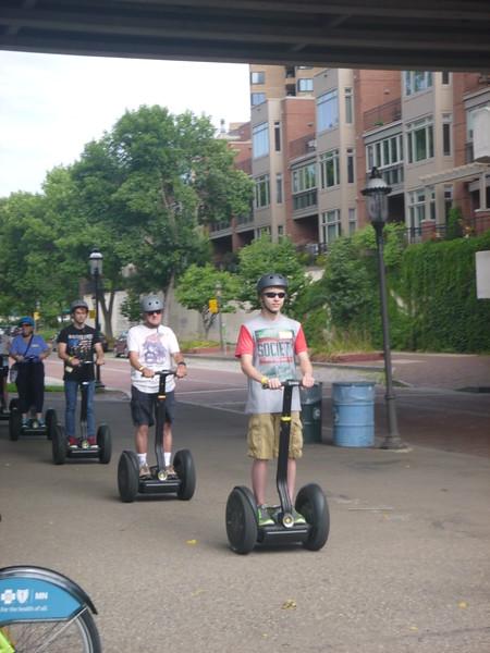 Minneapolis: July 24, 2015 (9:30 am)